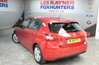 USED 2014 14 PEUGEOT 308 1.6 E-HDI ACTIVE 5d 114 BHP Free Tax and Superb MPG, Digital Climate, Bluetooth