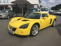 2003 VAUXHALL VX220 2.0 TURBO 2d 190 BHP £14995.00