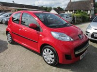 USED 2012 61 PEUGEOT 107 1.0 URBAN 5DR ELECTRIC PACK £20TAX FULL ELECTRIC PACK 20 POUNDS TAX EXCELLENT MPG