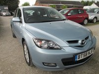 USED 2009 58 MAZDA 3 1.6 TAKARA 5DR EXCELLENT CONDITION