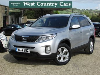 View our KIA SORENTO