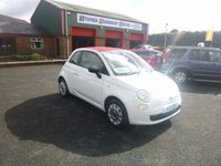 2013 FIAT 500 1.2 C POP 3d 69 BHP £6450.00