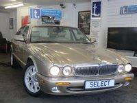 2000 JAGUAR XJ 4.0 SOVEREIGN V8 SWB 4d AUTO 290 BHP £3500.00