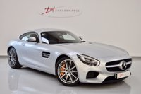 2015 MERCEDES-BENZ AMG GTS AMG GT S Speedshift DCT 2dr GT-S CERAMIC BRAKES  £83950.00