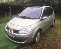 USED 2007 07 RENAULT SCENIC 2.0 PRIVILEGE VVT 5d 136 BHP