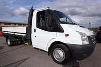 USED 2012 62 FORD TRANSIT 2.2 350 DRW 1d 124 BHP CONDITION LOOKS MORE LIKE ITS DONE 20K