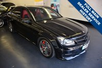 USED 2012 61 MERCEDES-BENZ C CLASS 6.2 C63 AMG 4d AUTO 457 BHP WHAT A CAR!!!!!!!!!!! DOES IT NEED AN INTRO ,
