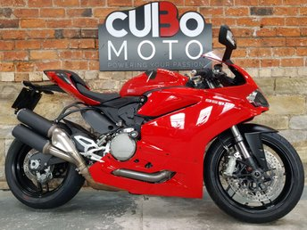 2015 DUCATI 959 PANIGALE ABS £10590.00