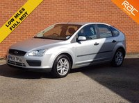 USED 2005 05 FORD FOCUS 1.6 LX 5 DOOR