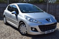 USED 2011 61 PEUGEOT 207 1.4 ACTIVE 5d 95 BHP Free 12  month warranty