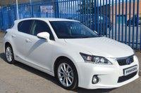 2012 LEXUS CT 1.8 200H SE-I 5d AUTO 136 BHP £9995.00