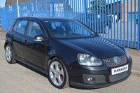 2005 VOLKSWAGEN GOLF 2.0 GTI 5d AUTO 197 BHP £4495.00