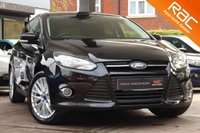 USED 2011 11 FORD FOCUS 1.6 ZETEC 5d 124 BHP
