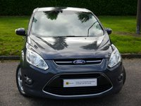 USED 2012 62 FORD C-MAX 1.6 ZETEC 5d 104 BHP USEFUL FAMILY CAR*** £0 DEPOSIT FINANCE