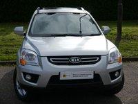 USED 2009 09 KIA SPORTAGE 2.0 TITAN CRDI 5d 138 BHP HIGH SPEC DIESEL 4X4*** £0 DEPOSIT FINANCE