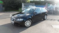 USED 2006 06 AUDI A3 1.6 SPECIAL EDITION 8V 3d 102 BHP CALL 01752 406101 FOR MORE DETAILS