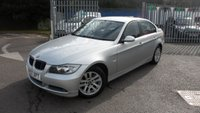 USED 2007 07 BMW 3 SERIES 2.0 318I SE 4d 128 BHP ALLOY WHEELS