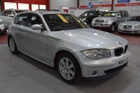 USED 2006 55 BMW 1 SERIES 2.0 118I SE 5d AUTO 128 BHP
