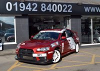 USED 2010 60 MITSUBISHI LANCER 2.0 EVOLUTION X GSR FQ360 4d 367 BHP