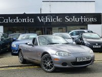 USED 2004 MAZDA MX-5 1.6 EUPHONIC 2d 109 BHP ***PART EXCHANGE CLEARANCE*** SOLD AS SEEN