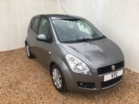 USED 2010 10 SUZUKI SPLASH 1.2 GLS PLUS 5d 85 BHP