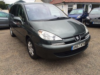 View our PEUGEOT 807