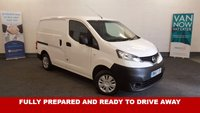 USED 2015 15 NISSAN NV200 1.5 DCI ACENTA 90bhp Bluetooth Phone Connectivity/AUX/USB Ports +ONE OWNER+FULL SERVICE HISTORY+ **Drive Away Today** Over The Phone Low Rate Finance Available, Just Call us on 01709 866668