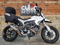 USED 2013 13 DUCATI HYPERSTRADA ABS Full Ducati Luggage