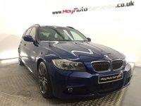 2011 BMW 3 SERIES 2.0 320D SPORT PLUS EDITION TOURING 5d 181 BHP £10495.00