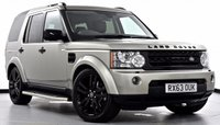 USED 2013 63 LAND ROVER DISCOVERY 4 3.0 SD V6 HSE 5dr Auto [8] Black Pack, Surround Camera's