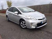 2014 TOYOTA PRIUS 1.8 T3 VVT-I 5d AUTO 99 BHP £10850.00