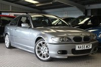 USED 2005 55 BMW 3 SERIES 3.0 330CD SPORT 2d 202 BHP ****** NO PAYMENTS UNTIL FEBRUARY *******