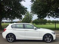 USED 2015 64 BMW 1 SERIES 2.0 116D SPORT 5d 114 BHP
