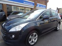 USED 2013 63 PEUGEOT 3008 1.6 HDI ACTIVE 5d 115 BHP