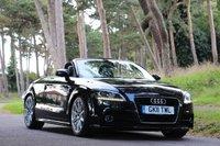 2011 AUDI TT 2.0 TFSI S LINE 2d 211 BHP £SOLD