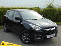 USED 2014 64 HYUNDAI IX35 1.7 S CRDI 5d * 128 POINT AA INSPECTED * 12 MONTHS AA BREAKDOWNCOVER *