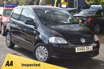 2010 VOLKSWAGEN FOX}