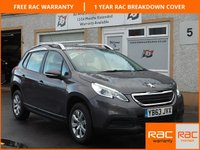 USED 2013 63 PEUGEOT 2008 1.2 ACCESS PLUS 5d 82 BHP LED Running Lights , 2 Service Stamps,Cruise Control