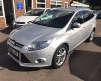 USED 2014 14 FORD FOCUS 1.6 TDCI TITANIUM X 115 BHP THIS VEHICLE IS AT SITE 1 - TO VIEW CALL US ON 01903 892224