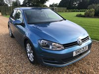 USED 2013 13 VOLKSWAGEN GOLF 2.0 GT TDI BLUEMOTION TECHNOLOGY 5d 148 BHP SATNAV, PARK ASSIST
