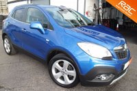 USED 2014 VAUXHALL MOKKA 1.6 SE S/S 5d 113 BHP GREAT VALUE