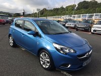 USED 2016 65 VAUXHALL CORSA 1.0 SRI ECOFLEX S/S 5d 89 BHP New Model. Touch-screen Media centre