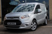 USED 2016 16 FORD TRANSIT CONNECT 1.6 200 LIMITED P/V 1d 114 BHP