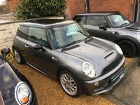 2004 MINI HATCH COOPER 1.6 COOPER S 3d 168 BHP £3995.00