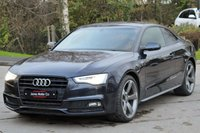 USED 2013 13 AUDI A5 1.8 TFSI S LINE BLACK EDITION 2d AUTO 168 BHP REQUEST YOUR WHATSAPP VIDEO