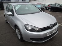 USED 2009 59 VOLKSWAGEN GOLF 1.4 S 5d 79 BHP