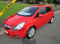 USED 2010 10 VAUXHALL CORSA 1.4 SXI A/C 5d AUTO 98 BHP £500 MINIMUM PART EXCHANGE BALANCE PRICE SHOWN