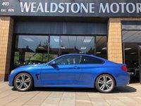 2014 BMW 4 SERIES 2.0 428I M SPORT 2d AUTO 242 BHP £21695.00