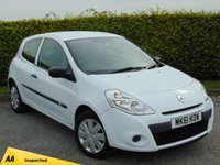 USED 2011 61 RENAULT CLIO 1.1 PZAZ 3d * 128 POINT AA INSPECTED *