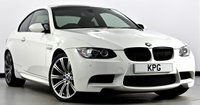 "USED 2011 11 BMW M3 4.0 V8 M3 DCT 2dr 19""s, Heated Seats, Sat Nav"